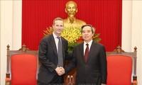 สหรัฐให้คำมั่นสนับสนุนและหาโอกาสลงทุนในเศรษฐกิจภาคเอกชนของเวียดนาม