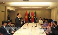 แอฟริกาใต้ถือเวียดนามเป็นหนึ่งในหุ้นส่วนชั้นนำในเอเชียตะวันออกเฉียงใต้