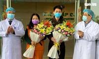ผู้ติดเชื้อไวรัสโควิด 19 อีก 4 รายในเวียดนามได้รับการรักษาจนหายดีและออกจากโรงพยาบาลแล้ว