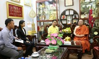 ความสัมพันธ์ด้านพุทธศาสนาระหว่างไทย-เวียดนาม