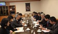 การทาบทามความคิดเห็นด้านกลาโหมระหว่างเวียดนามกับญี่ปุ่นเพื่อเตรียมความพร้อมให้แก่ปีอาเซียน 2020