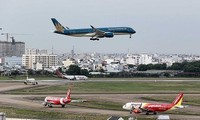 เครื่องบินจากเขตที่มีการแพร่ระบาดของโควิด -19 ในสาธารณรัฐเกาหลีต้องจอดที่สนามบินเวินโด่น สนามบินฝู่ก๊าดและสนามบินเกิ่นเทอ