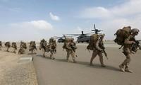 สหรัฐวางแผนถอนทหารออกจากอัฟกานิสถาน