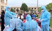 สถานการณ์การแพร่ระบาดของโรคโควิด -19 ในประเทศเวียดนามยังคงอยู่ในการควบคุม