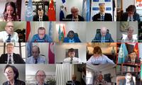 คณะมนตรีความมั่นคงแห่งสหประชาชาติสนับสนุนมาตรการทางการเมืองให้แก่สถานการณ์ในซีเรีย