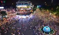 เพลงสรรเสริญกรุงฮานอยของนักดนตรีรุ่นใหม่เวียดนาม