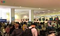 วันที่ 1 มิถุนายน จะมีเที่ยวบินรับชาวเวียดนามที่อาศัยในประเทศออสเตรเลียและนิวซีแลนด์กลับประเทศ