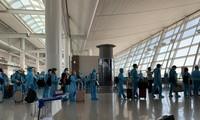 พลเมืองเวียดนามเกือบ 340 คนจากสาธารณรัฐเกาหลีกลับประเทศ