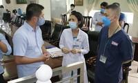 ผลงานนวัตกรรมเกี่ยวกับโรคโควิด -19 ของมหาวิทยาลัย 4 แห่งของเวียดนามได้รับเงินสนับสนุนจากกลุ่มมหาวิทยาลัยที่ใช้ภาษาฝรั่งเศส