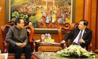 ประมวลความสัมพันธ์ระหว่างเวียดนามกับไทยในเดือนพฤษภาคมปี 2020
