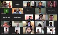 การสนทนาเยาวชนอาเซียน – อินเดีย เชื่อมโยงเพื่อฟันฝ่าความท้าทาย