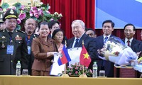 นาย หวูหมาว อดีตหัวหน้าสำนักสภาแห่งชาติ ผู้จุดประกายมิตรภาพเวียดนาม-กัมพูชา