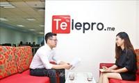 โครงการสตาร์ทอัพ Telepro ตัวอย่างแห่งความสำเร็จของรูปแบบเศรษฐกิจแห่งการแบ่งปันในเวียดนาม