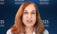 ผู้เชี่ยวชาญสหรัฐ Bonnie Glaser : จีนจะเพิ่มกิจกรรมที่สร้างความไร้เสถียรภาพในทะเลตะวันออกต่อไป