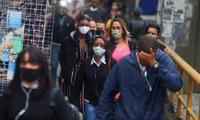 การแพร่ระบาดของโรคโควิด 19 ในทั่วโลก