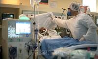 สถานการณ์การแพร่ระบาดของโรคโควิด 19 ในทั่วโลก
