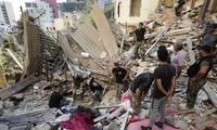 จำนวนผู้ได้รับบาดเจ็บจากเหตุระเบิดในกรุงเบรุต ประเทศเลบานอน เพิ่มขึ้นเป็นกว่า 5 พันราย
