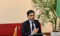 อินเดียพร้อมขยายความสัมพันธ์หุ้นส่วนเชิงยุทธศาสตร์อย่างรอบด้านกับเวียดนาม