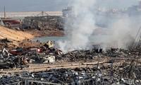 รัฐมนตรีต่างประเทศอาเซียนออกแถลงการณ์เกี่ยวกับเหตุระเบิด ณ กรุงเบรุต ประเทศเลบานอน
