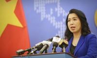 เวียดนามปกป้องสิทธิและผลประโยชน์ที่ชอบด้วยกฎหมายของชาวประมง