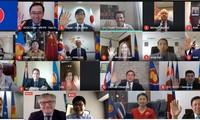 การประชุมคณะกรรมการประสานงานเชื่อมโยงอาเซียนกับหุ้นส่วนสนทนา