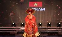 เสน่ห์ชุดอ๊าวหญ่าย ชุดประจำชาติเวียดนาม