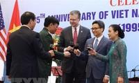 กระชับความสัมพันธ์หุ้นส่วนในทุกด้านระหว่างเวียดนามกับสหรัฐให้แน่นแฟ้นยิ่งขึ้น