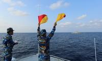 การลาดตระเวณร่วมกันระหว่างกองทัพเรือเวียดนามกับกองทัพเรือไทย