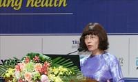 สมาคมรักษาโรคทางเดินหายใจเวียดนามสนับสนุนงานด้านการป้องกันและควบคุมการแพร่ระบาดของโรคโควิด -19 อย่างเข้มแข็ง