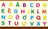 บทที่ 45: เปรียบเทียบตัวอักษรระหว่างภาษาเวียดนามกับภาษาไทย
