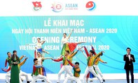 งานวันเยาวชนเวียดนาม – อาเซียน 2020