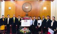 ความสัมพันธ์ระหว่างเวียดนามกับไทยในปี 2020 – กิจกรรมที่โดดเด่นต่างๆ