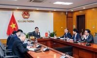 ความร่วมมือด้านเศรษฐกิจการค้าคือพลังขับเคลื่อนหลักของความสัมพันธ์ระหว่างเวียดนามกับสหรัฐ