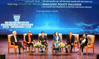 เชื่อมโยงแหล่งพลังต่างๆเพื่อสนับสนุนการทำธุรกิจสตาร์ทอัพด้านนวัตกรรมในเวียดนาม