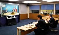 ญี่ปุ่นและอังกฤษแสดงความกังวลเกี่ยวกับสถานการณ์ในทะเลตะวันออกและทะเลฮัวตุ้ง