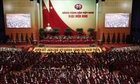 ปฏิบัติโครงการต่างๆเพื่อเร่งแปรมติของการประชุมสมัชชาใหญ่พรรคคอมมิวนิสต์เวียดนามสมัยที่ 13 เข้าสู่ชีวิต