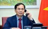 ขยายความสัมพันธ์หุ้นส่วนในทุกด้านระหว่างเวียดนามกับสหรัฐ