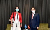เวียดนามมีความประสงค์ว่า สถานการณ์ของเมียนมาร์จะกลับเข้าสู่เสถียรภาพโดยเร็ว