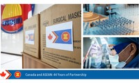 แคนาดาสนับสนุนเงินให้แก่กองทุนรับมือโควิด -19 ของอาเซียน