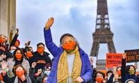นางเจิ่นโต๊งา ยืนยันว่า จะฟ้องร้องต่อไปเพื่อผู้เคราะห์ร้ายจากสารพิษสีส้มไดอ๊อกซิน