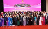 ส่วนร่วมที่เข้มแข็งต่อการพัฒนาประเทศของสตรีที่ได้รับเลือกจากประชาชนให้เป็นผู้แทนสภาแห่งชาติ