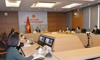 ขยายความร่วมมือแลกเปลี่ยนประสบการณ์ระหว่างสำนักงานนิติบัญญัติของเวียดนามกับสิงคโปร์