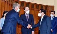 เวียดนามและรัสเซียกระชับความสัมพันธ์มิตรภาพที่มีมาช้านานและหุ้นส่วนยุทธศาสตร์ในทุกด้าน