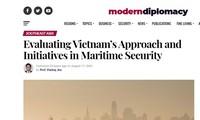 นักวิชาการอินเดียชื่นชมวิธีการเข้าถึงและความคิดริเริ่มของเวียดนามในด้านความมั่นคงทางทะเล