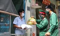 ทำลายคารมที่บิดเบือนความจริงเกี่ยวกับภารกิจการป้องกันและควบคุมการแพร่ระบาดของโรคโควิด - 19