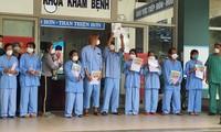 ผู้ติดเชื้อโควิด – 19 ในเวียดนามกว่า 500,000 รายได้รับการรักษาหาย
