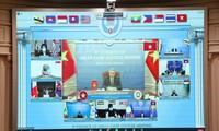 การประชุมสภาผู้พิพากษาประเทศอาเซียนคือกลไกการเมืองที่สำคัญของอาเซียน