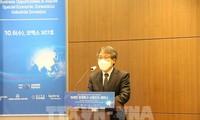 สาธารณรัฐเกาหลีแนะนำโอกาสในเขตเศรษฐกิจพิเศษและนิคมอุตสาหกรรม ณ อาเซียน