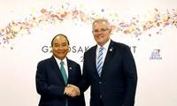 Australian PM's visit creates momentum for bilateral ties with Vietnam