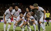 Vietnam's football team climbs 2 notches on FIFA ladder